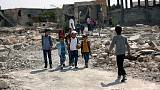 With little peace prospects, France pushes new Syria initiative at U.N.