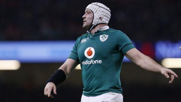 Ireland's Kearney, Best injured ahead of November tests