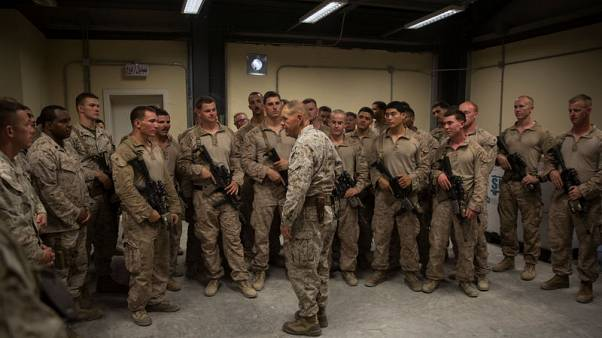 U.S. to send over 3,000 troops to Afghanistan - Mattis