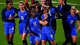 Bleues: une séduisante équipe de France domine l'Espagne en amical