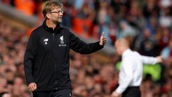 Liverpool squad has depth for different competitions, says Klopp