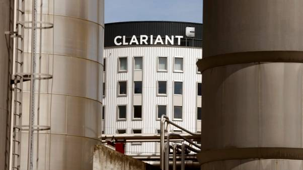 Activist has 15.1 percent Clariant stake, fights Huntsman deal
