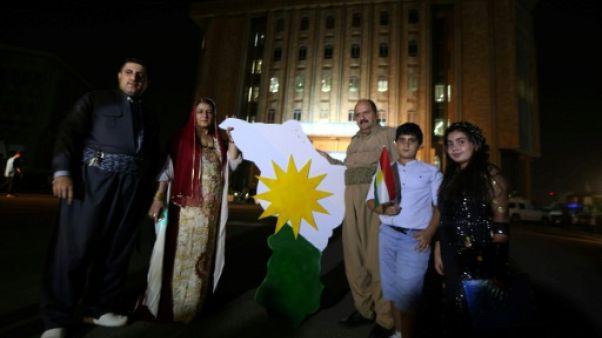 Kurdistan irakien: le référendum divise les deux grandes villes