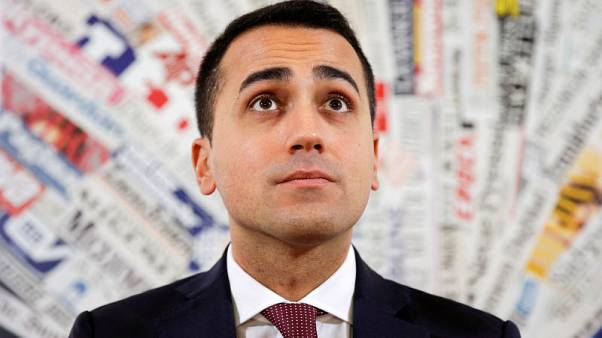 5-Star's young, popular Di Maio charts course to be Italy PM