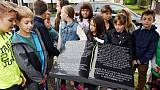 Guerre en Croatie: plaque commémorative pour un journaliste français