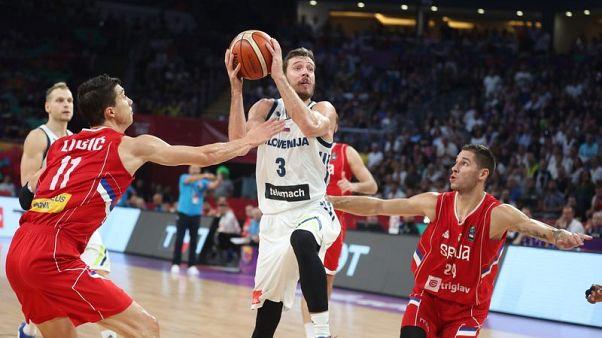 Eurobasket MVP Dragic waves goodbye to Slovenia national team