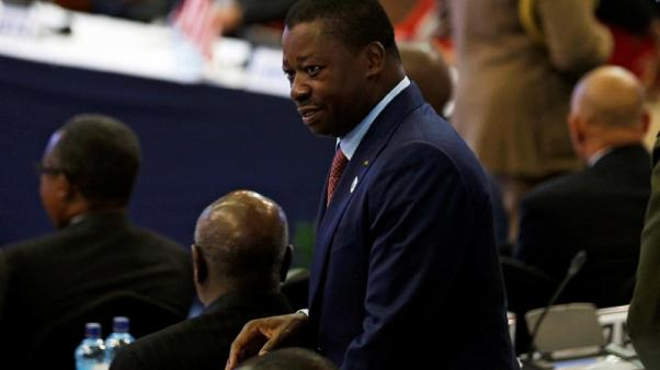 Togolese to vote on presidential term limits, opposition angry