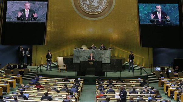 Turkey's Erdogan says Kurdish independence vote risks regional crisis
