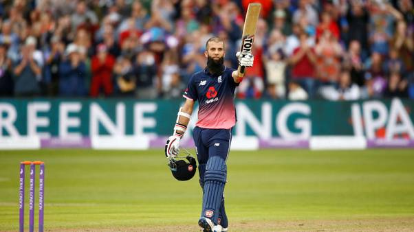 Bairstow century propels England to easy win over West Indies