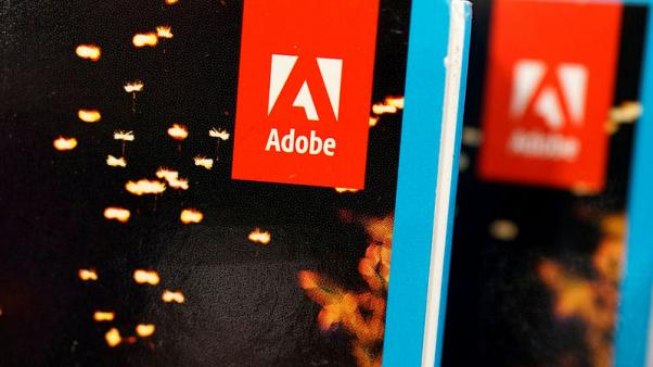 Adobe reports 25.8 percent rise in quarterly revenue