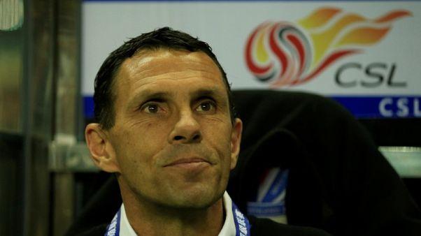 Former Shenhua coach Poyet was third or fourth choice - chairman