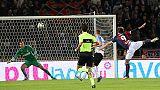 Anticipo serie A: Bologna-Inter 1-1