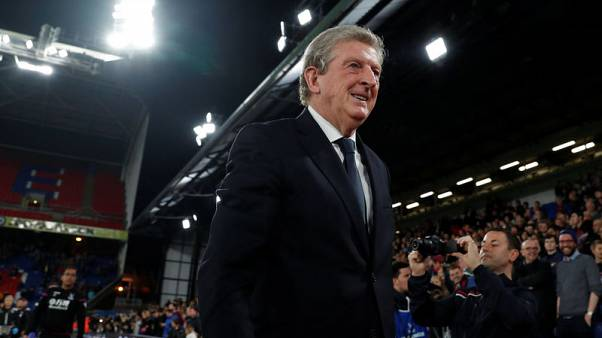 Upbeat Hodgson sees shards of light for Palace