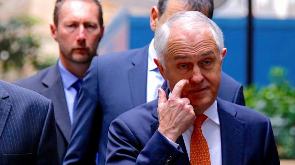 Australian PM says first asylum-seekers to be resettled in U.S. under swap deal