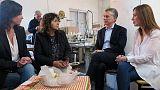 Argentina's Macri deploys popular governor against Fernandez