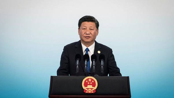 "China's Xi demands ""strong hands"" to maintain stability ahead of Congress"