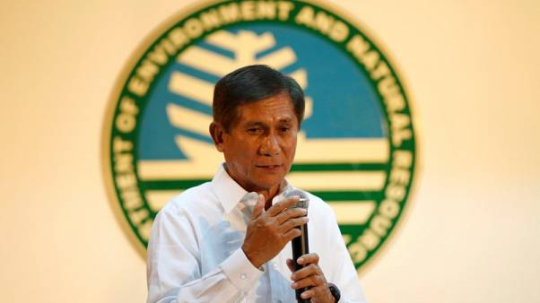 Philippine lawmakers defer decision on appointment of environment minister