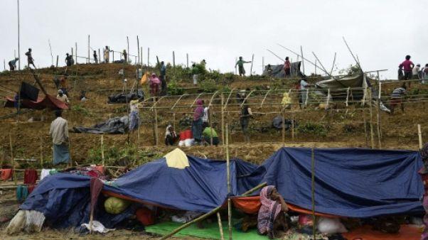 L'armée du Bangladesh à la rescousse dans la crise des Rohingyas