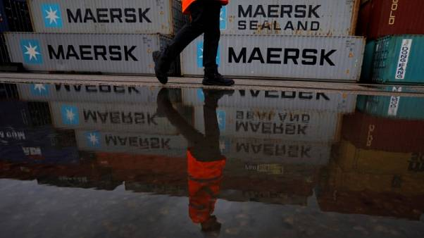 Maersk sells oil tankers to owner, opening door to Mitsui