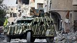 More than 90 percent of Syria's Raqqa in U.S.-backed militia's control - monitor