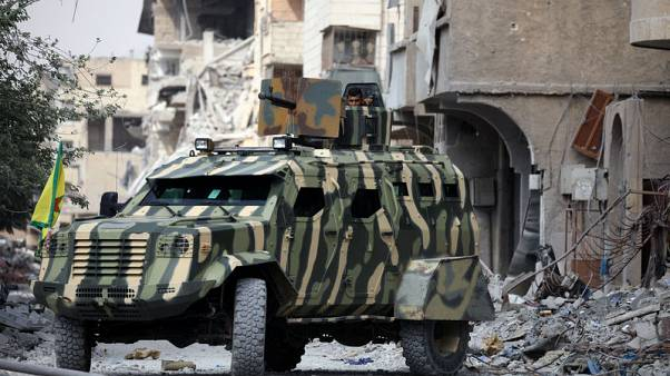 More than 90 percent of Syria's Raqqa in U.S.-backed militia's control - monitor