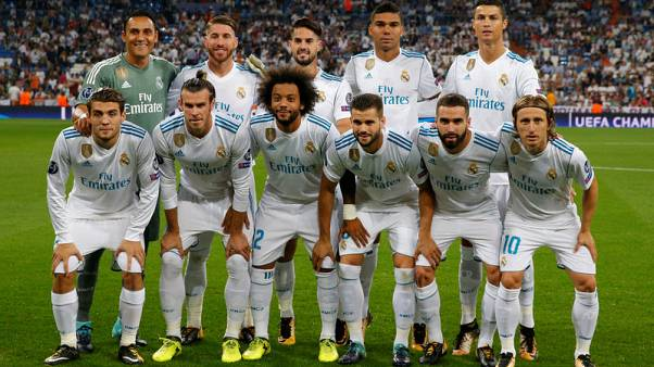 Real Madrid dominate FIFPro award nominations