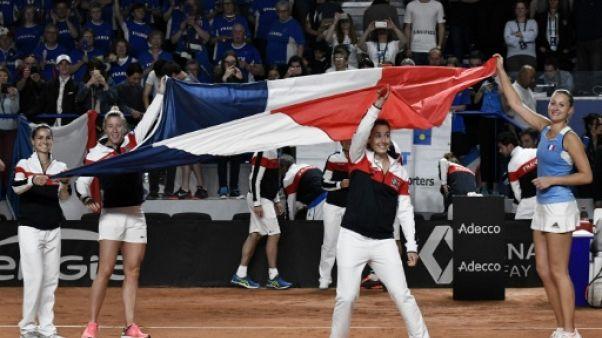 Fed Cup 2018: France-Belgique au premier tour