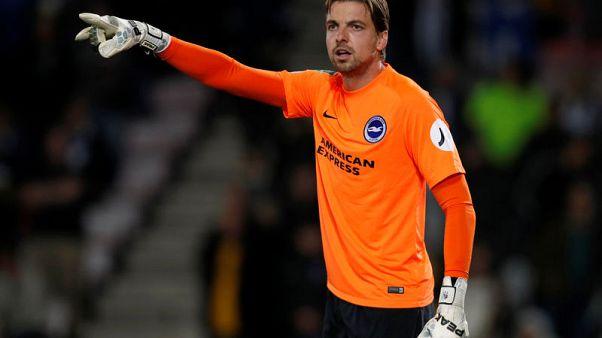 Brighton sign goalkeeper Krul from Newcastle
