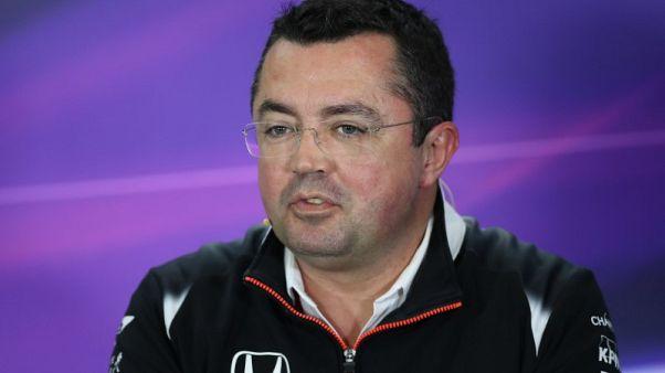 McLaren's Boullier calls Honda years a 'proper disaster'