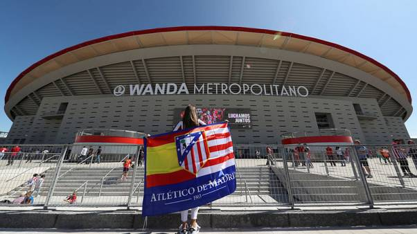 Madrid's Metropolitano stadium to stage 2019 Champions League final