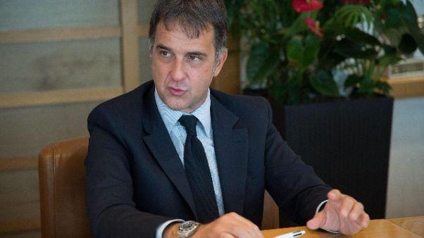 Uefa: Michele Uva vicepresidente