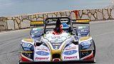 Auto:Magliona in gara alla Coppa Nissena