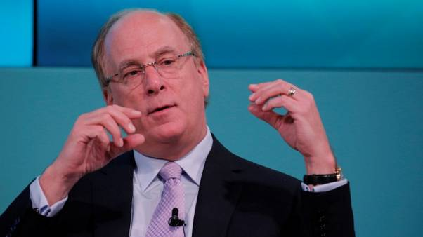 BlackRock CEO Fink says he is committed to gender diversity