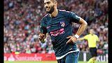 Liga: A. Madrid risale, 2-1 a Bilbao