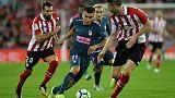 Oblak penalty save sets up Atletico victory