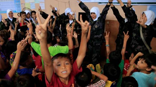 Islamists lure youngsters in the Philippines with payments, promise of paradise