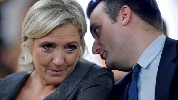 Key Marine Le Pen aide Philippot to quit France's National Front