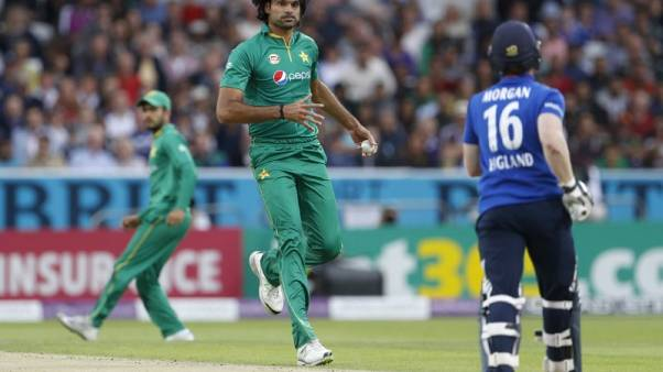 Pakistan paceman Irfan raring to return after ban