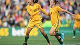 Sport - Australian women go pro on back of investment boom
