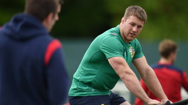 Over-training cost Lions series win over All Blacks - O'Brien