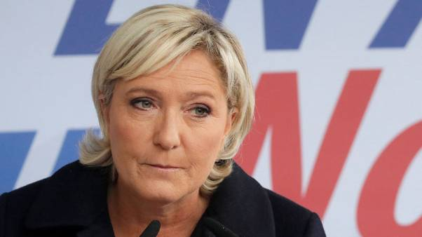 France's Le Pen: far-right will rebuild, continue fight against EU
