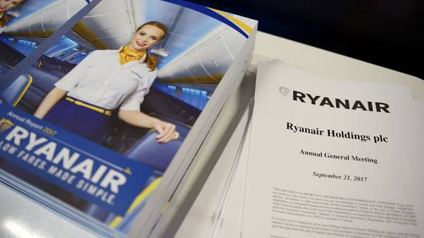 Ryanair CEO says may force pilots to change holiday plans