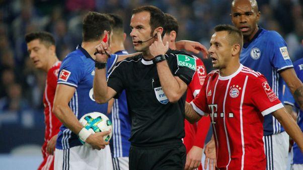 VAR in focus as Bundesliga wrestles with technology