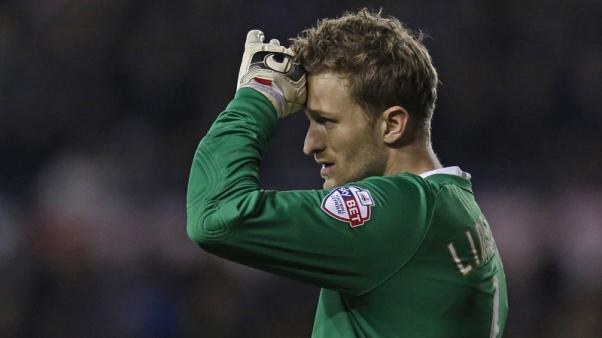 Burnley sign goalkeeper Lindegaard as cover for injured Heaton