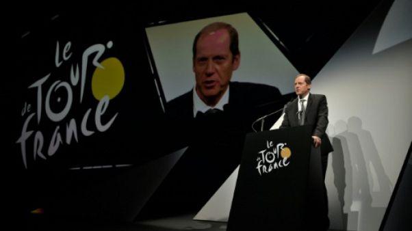 Cyclisme: le Tour se réjouit de l'élection de Lappartientà la tête de l'UCI