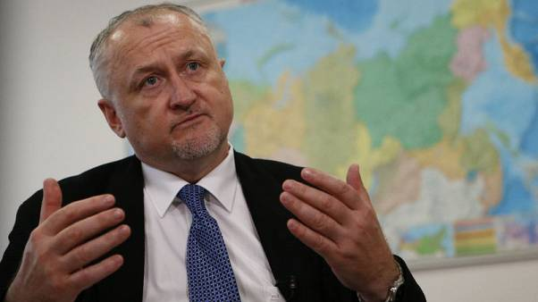 Russia's new anti-doping chief looks for fresh start