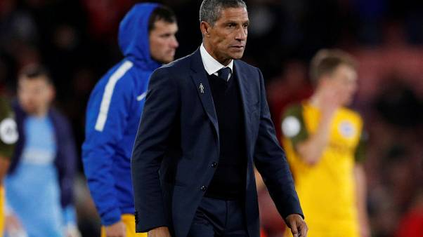 Brighton must learn to rebound from disappointment, says Hughton