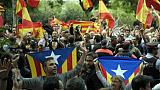 Référendum en Catalogne: les indépendantistes restent mobilisés