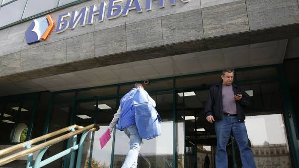 Russia's B&N Bank balance sheet hole could reach $6 billion