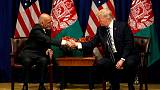 Trump, Ghani agree U.S. can help develop Afghanistan's rare earth minerals